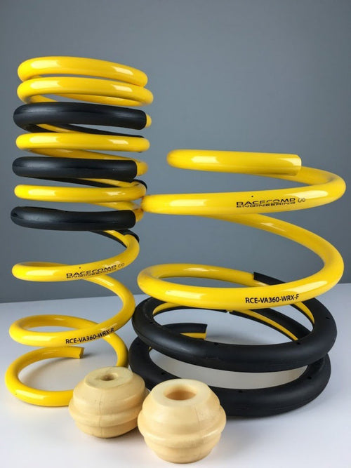 "RaceComp ""Yellows"" Sport Lowering Springs 