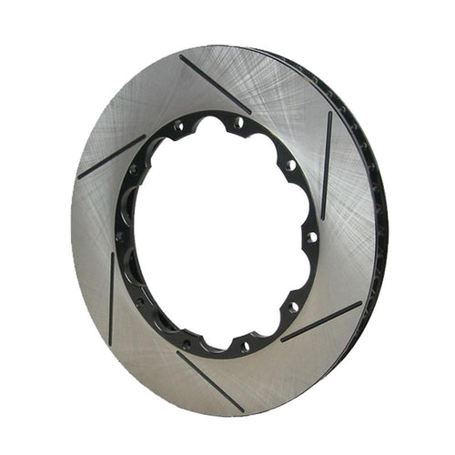 Surface Mount Front Rotor Ring (Slotted) | 2003-2007 Mitsubishi Evolution 8/9 (1305-03-211) - Modern Automotive Performance