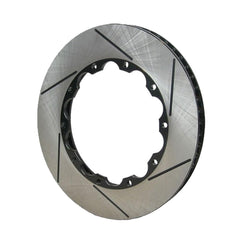 RacingBrake Surface Mount Front Rotor Ring (Slotted) | 2003-2007 Mitsubishi Evolution 8/9 (1305-03-211)