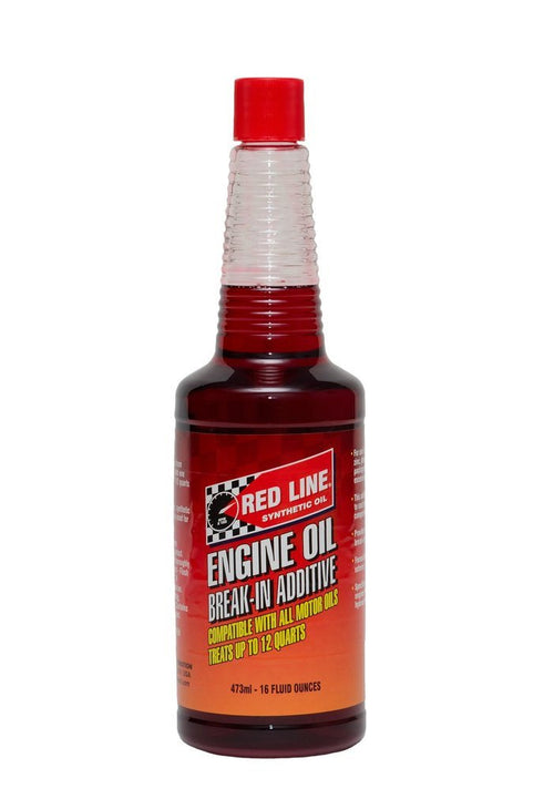 Red Line Engine Oil Break-In Additive (16 oz) (81403)