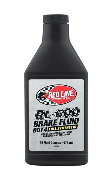 RL-600 Brake Fluid by Redline (90402) - Modern Automotive Performance