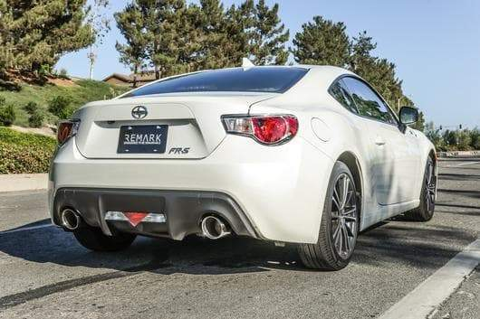 Remark Axleback Exhaust | 2013-2018 BRZ/FR-S/86