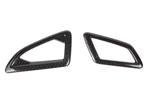 Revel GT Dry Carbon Defroster Garnish (Left & Right) | 2016-2021 Honda Civic (1TR4GT0AH03)