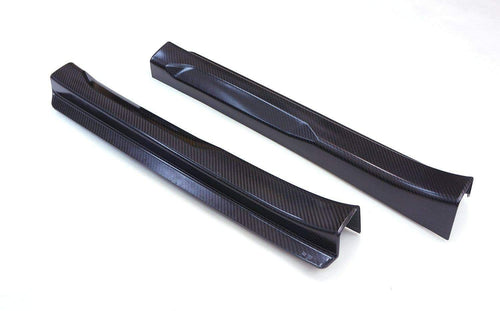 Revel GT Dry Carbon Door Sill Cover (Left & Right) | 2016-2018 Mazda MX-5 Miata (1TR4GT0AM04)