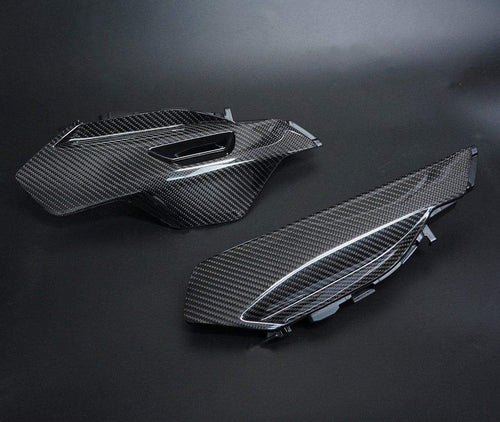 Revel GT Dry Carbon Shifter Side Panel (Left & Right) | 2016-2018 Mazda MX-5 Miata (1TR4GT0AM11)