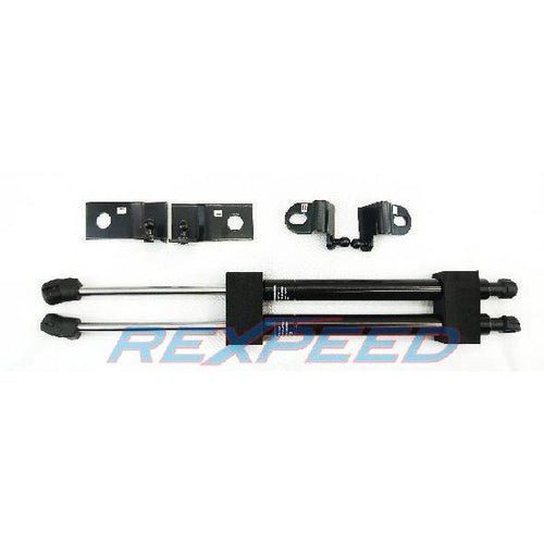 Rexpeed Black Series Hood Dampers | 2013-2019 BRZ/FR-S/86 (FR01B)