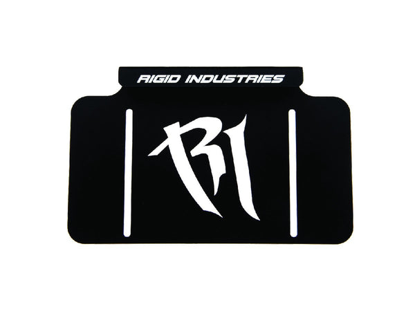 License Plate Mount  by Rigid Industries - Modern Automotive Performance  - 1