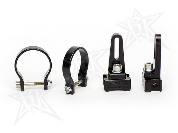 "1"" Adjustable Clamp System; Pair by Rigid Industries - Modern Automotive Performance"