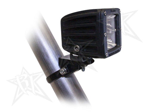 "A-Pillar Mount - 2.25"" Tubing by Rigid Industries - Modern Automotive Performance"