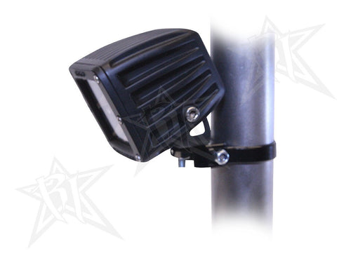 "Vertical Bar Mount - 1.25"" Tubing by Rigid Industries - Modern Automotive Performance"