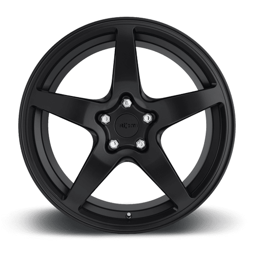 "Rotiform WGR 5x120 19"" Matte Black Wheels"