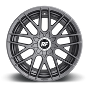 "Rotiform RSE 5x114.3/120 19"" Matte Anthracite Wheels"