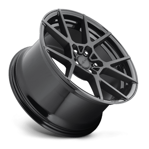 "Rotiform KPS 5x100 18"" Matte Black Wheels"