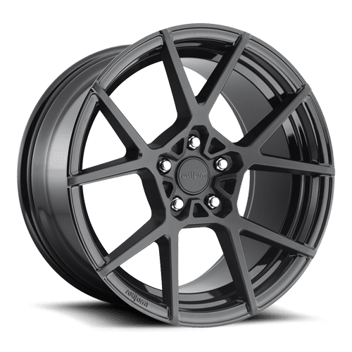 "Rotiform KPS 5x114.3 20"" Matte Black Wheels"