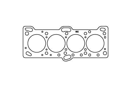 SCE Pro Solid Copper Head Gasket 85.7mm Bore | 1G / 2G DSM