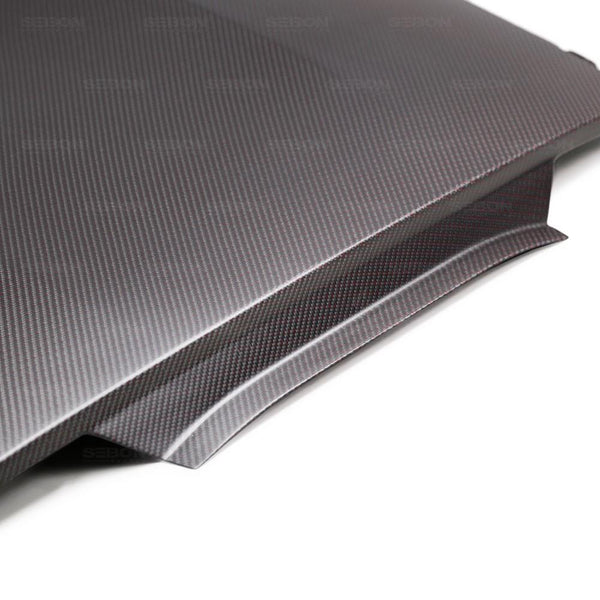 Seibon Dry Carbon Fiber Roof Replacement | 2020-2021 Toyota Supra A90 (CR20TYSUP-DRY)
