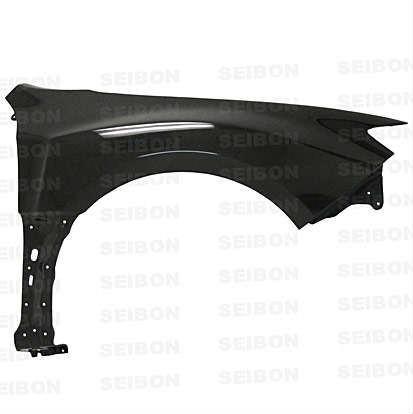 Seibon 10mm Wider Carbon Fiber Fenders (08+ STi) - Modern Automotive Performance