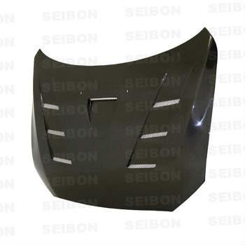 Seibon TS Style Carbon Fiber Hood (EVO X) - Modern Automotive Performance