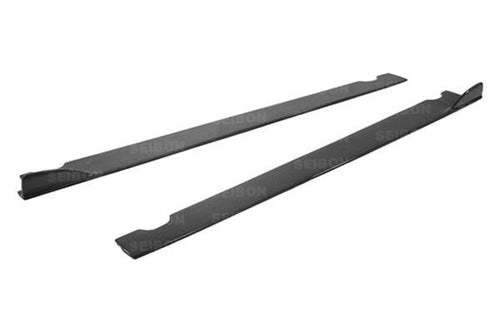 Seibon TA Style Carbon Fiber Side Skirts (Pair) (Subaru BRZ / Scion FR-S) - Modern Automotive Performance