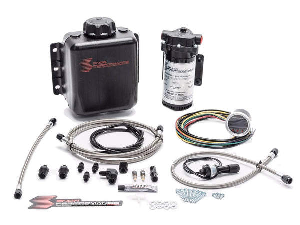 Snow Stage 2 Boost Cooler Progressive Water/Methanol Injection Kit (SNO-210-BRD)