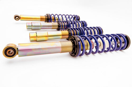 Solo Werks S1 Coilover Kit | 1997-2003 BMW E39 5-Series (S1BW101)