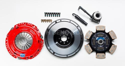 South Bend Clutch Stage 2 Drag Series Clutch Kit | 2008-2013 A3 2.0L (KTSIF-HD-DXD-B)