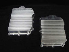 SSP SST Transmission Cooler Pan | 2008-2015 Mitsubishi Evo X MR