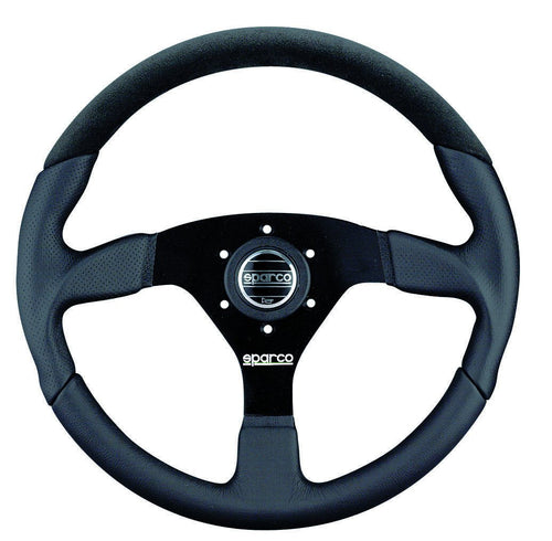 Sparco Lap 5 Black Tuning Steering Wheel (015TL522TUV)