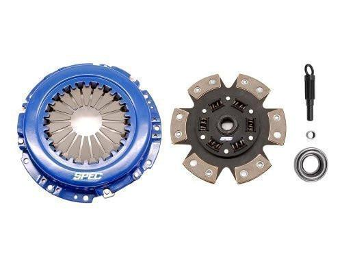 Spec Stage 3+ Clutch Kit for Mitsubishi Evolution EVO 8 9 - Modern Automotive Performance