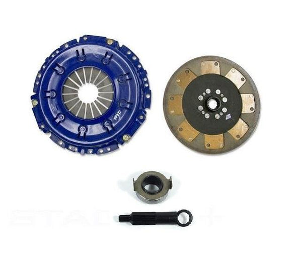 Spec Stage 2 Clutch Kit | 2017-2020 Honda Civic Type-R (SH992)