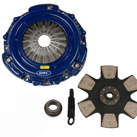 Spec Stage 3 Clutch Kit | 2017-2020 Honda Civic Type-R (SH993)