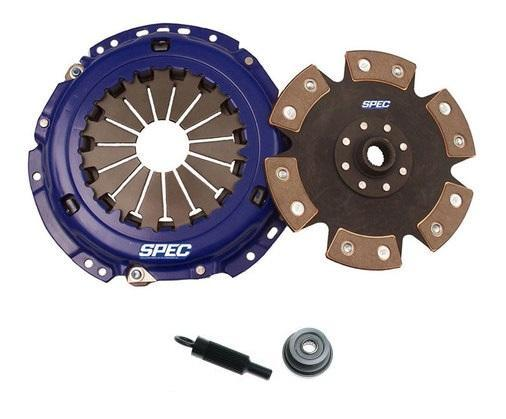 Spec Stage 4 Clutch Kit | 2017-2018 Honda Civic Type-R (SH994)