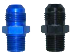 Speedflow -12AN to NPT Male-Male Straight Adapters (SF-816-12)