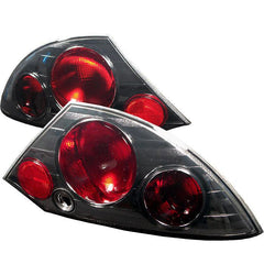 Spyder Auto  Mitsubishi Eclipse 00-02 Euro Style Tail Lights - Smoke