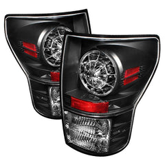Spyder Auto Toyota Tundra 07-13 LED Tail lights - Black