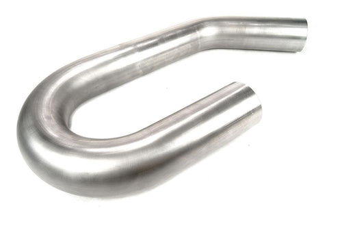 "1.75 Inch Mandrel Bend 180 + 45 Degree ""UJ"" 304 Stainless Steel Mandrel Bent Tubing - Modern Automotive Performance"