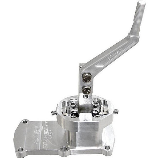 Steeda Tri-Ax Short Throw Shifter for Tremec 500/600 | 1979-2004 Ford Mustang (555-7456)