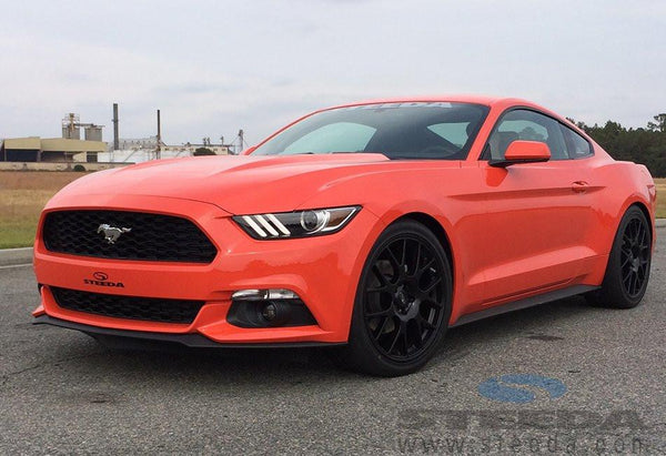 Steeda Linear Sport Springs | 2015 Ford Mustang Ecoboost (555-8209) - Modern Automotive Performance  - 2