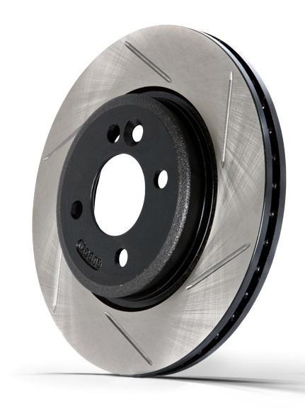 StopTech Slotted Cryo Rotor - Front Right | Multiple Fitments (126.42100CSR)