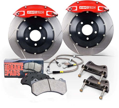 Stoptech BBK Front ST-40 Red Caliper 328 x 28 Slotted Rotor (13 Subaru BRZ / Scion FR-S)