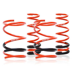 Swift Sport Springs | 2004-2008 Subaru Forester XT (4F904)
