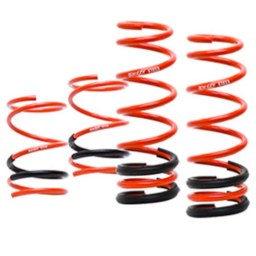 Sport Lowering Springs for 09+ Honda FIT by Swift - Modern Automotive Performance