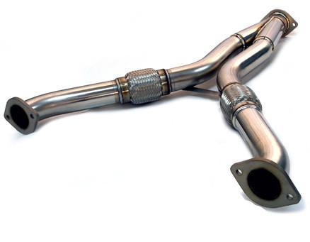 2003-2006 Infiniti G35 Coupe/2014 Q60 (RWD) Y-Pipe by Tanabe (T50063) - Modern Automotive Performance