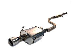 Tanabe Medalion Touring Cat Back Exhaust 94-01 Acura Integra RS/LS/GS - Modern Automotive Performance