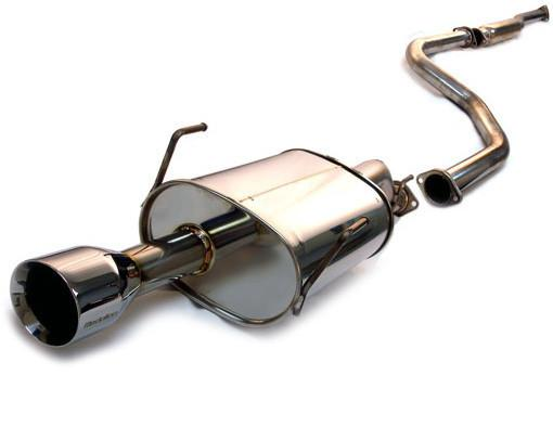 1996-2000 Honda Civic Coupe Medallion Touring Catback Exhaust by Tanabe (T70017) - Modern Automotive Performance