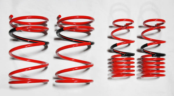 2001-2005 Honda Civic Coupe DF210 Springs by Tanabe (TDF043) - Modern Automotive Performance