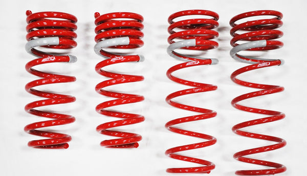 2012-2013 Toyota Prius C DF210 Springs by Tanabe (TDF168) - Modern Automotive Performance