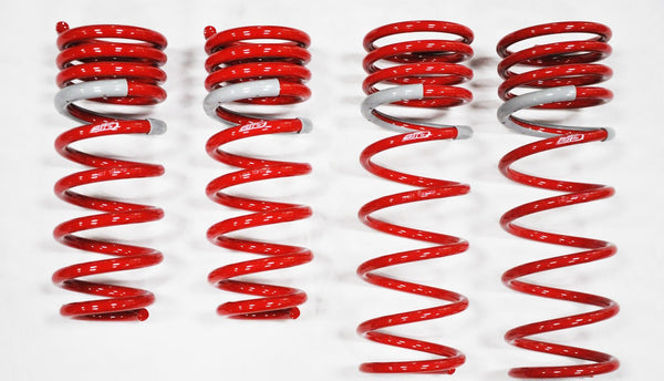 2009 Honda Fit NF210 Springs by Tanabe (TNF143) - Modern Automotive Performance