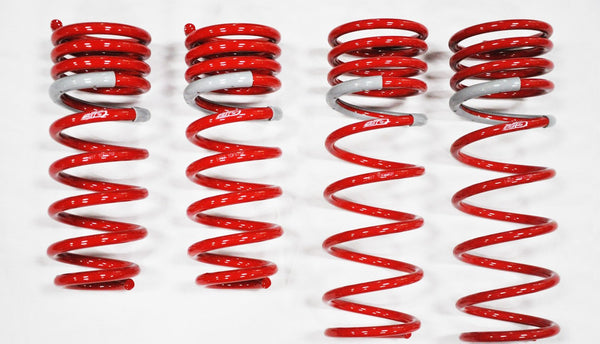 2012-2013 Mazda 3 Skyactiv (5 Door Model Only) NF210 Springs by Tanabe (TNF171) - Modern Automotive Performance