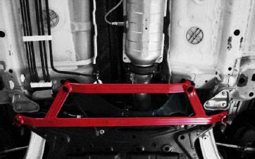 Tanabe SUSTECH Under Brace 2008 + Mitsubishi Evolution EVO X - Modern Automotive Performance
